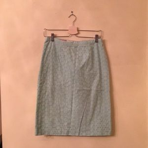 Summer pencil skirt from Boden